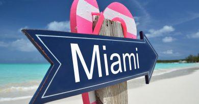 Отправляемся в Майами