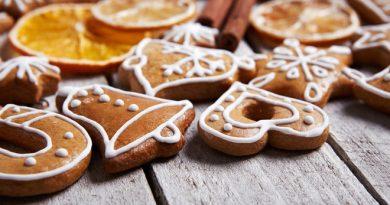 Пряники: рецепт новогоднего угощения