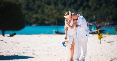 Куда отправиться в медовый месяц?