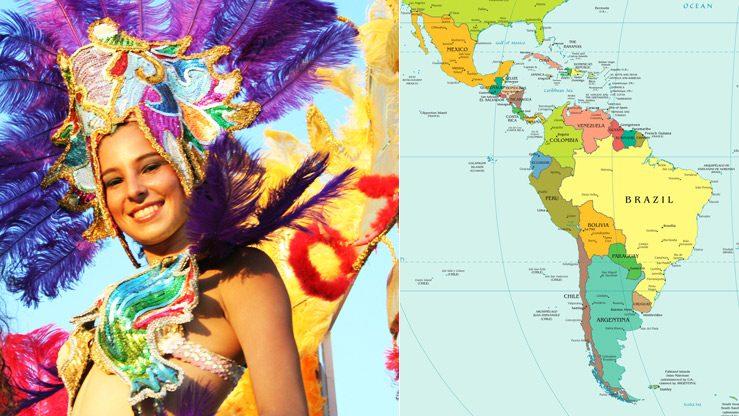 Почему Латинская Америка называется латинской?