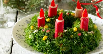 Салат к Новому году, yделал оливье и шубу!