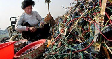Самый грязный город в мире — Гуйюй, Китай