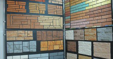 Материал для отделки стен