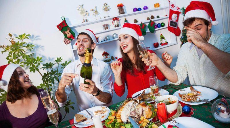 3 продукта которые надо съесть: супер еда перед бурным застольем