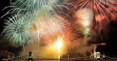 Новогодние традиции Венгрии