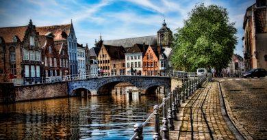 10 самых красивых городов Бельгии