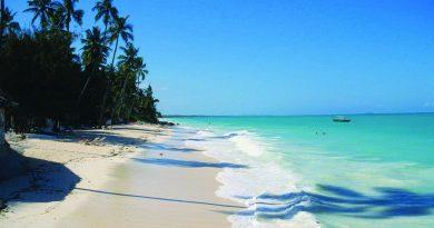 Самые красивые пляжи Африки