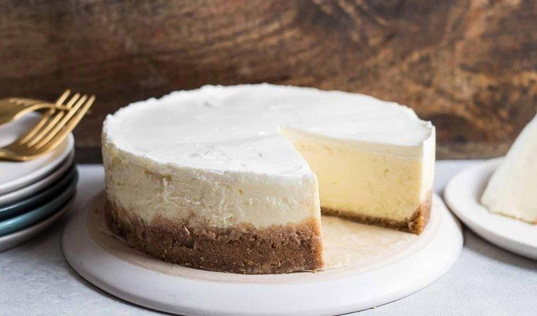 Сладкий пирог с творогом на скорую руку