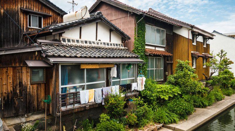 Как бесплатно получить дом в Японии? (даже иностранцу)