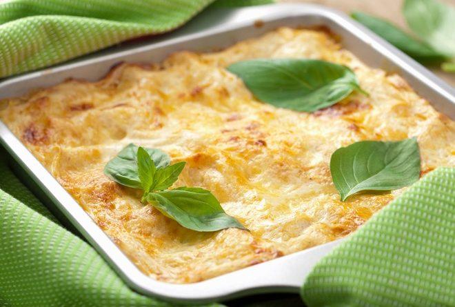 Лазанья в домашних условиях: рецепт с курицей и грибами