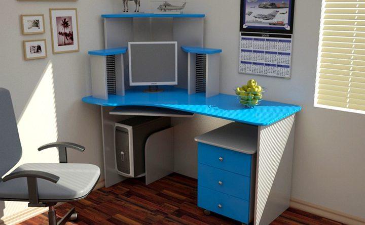 Критерии выбора удобного компьютерного стола.