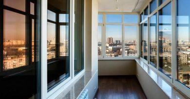 Выбор остекления для лоджии и балкона