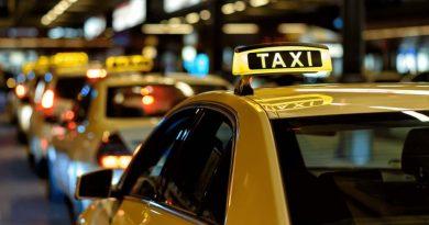 Как в аэропорту найти дешевое такси
