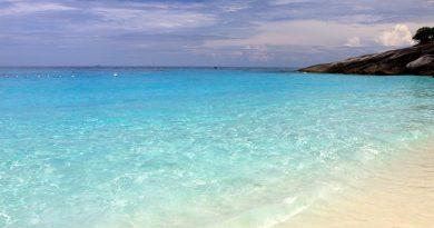 5 стран с самым чистым морем