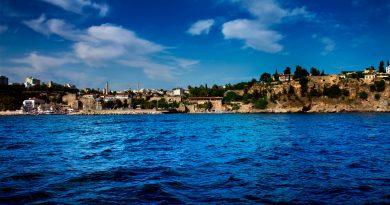 6 курортов Турции на Средиземном море