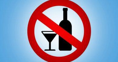 Сухой закон. В каких странах запрещено употреблять алкоголь