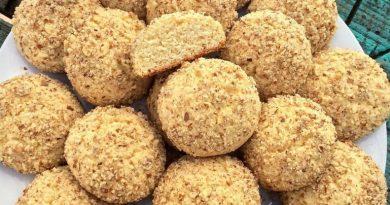 Мягкие медовое печенье