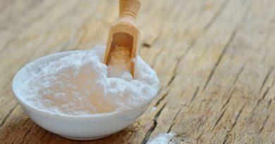 Пищевая сода в рецептах красоты