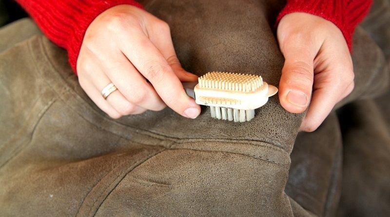 Как удалить пятна с дубленки, шубы и пуховика