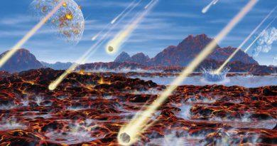 Стрельба камнями подтвердила возможность метеоритов принести на Землю воду