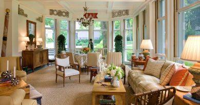 Как сделать загородный дом уютным?
