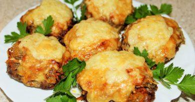 Стожки — горячее мясное блюдо из фарша