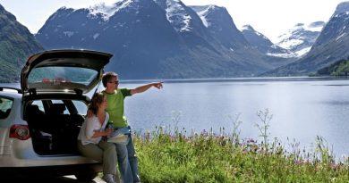 10 лучших маршрутов для путешествия на автомобиле