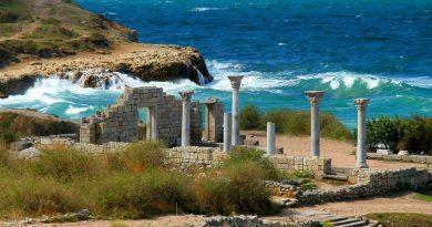 10 мест Крыма, где нужно побывать!