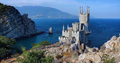 15 любопытных фактов о полуострове Крым