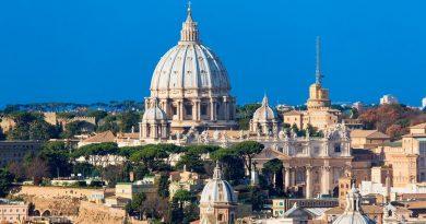 Ватикан. Факты о самой маленькой стране.