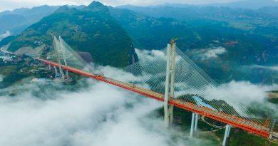 Самый высокий мост в мире: 6 интересных фактов