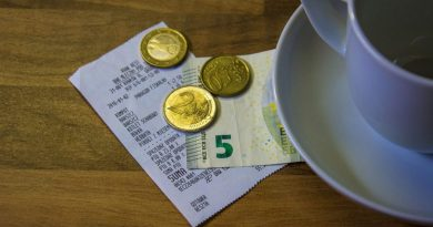 Сколько принято оставлять чаевых в разных странах Европы
