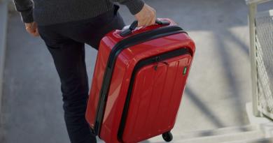 Как выбрать удобный чемодан для путешествия