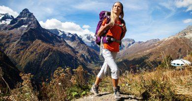 Недорогие страны для путешествий по горам