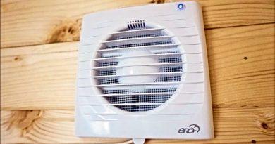 В доме пахнет сыростью, правильная вентиляция и вопрос решен