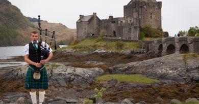 25 фактов о Шотландии