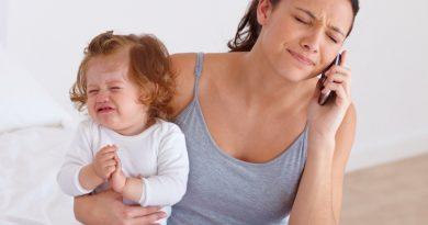Как быть спокойным родителем?