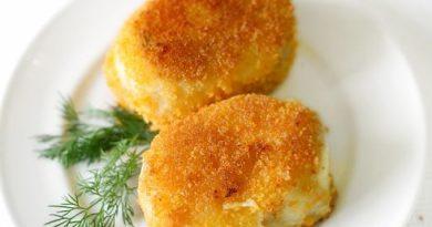 Картофельные зразы с грибами: вкусно, быстро, просто!