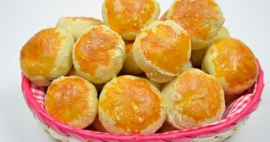 Пирожки с сырно-куриной начинкой