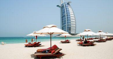 ОАЭ: 8 причин уехать в отпуск