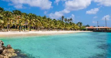 Пять райских островов нашей планеты