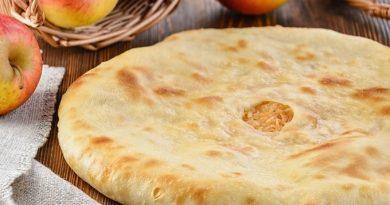 Сладкие осетинские пироги