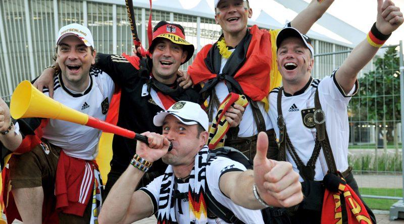 Интересные факты про немцев