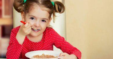 Самый полезный завтрак для ребенка