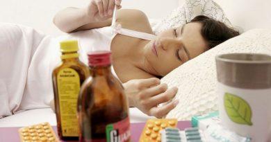 5 распространенных ошибок при лечении простуды