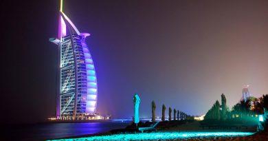 Примечательность секретных мест Дубая