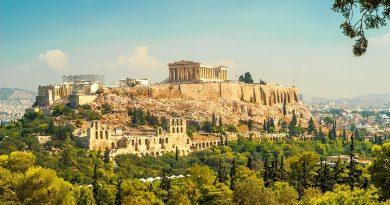 Топ 3 наиболее популярных достопримечательностей Греции