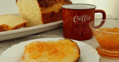 Домашний хлеб к завтраку