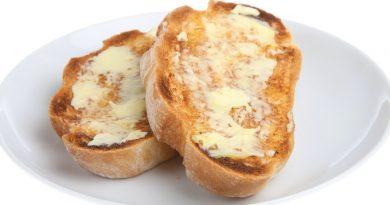 Гренки с яйцом и молоком - рецепт отличного завтрака