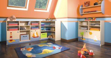7 идей хранения игрушек в детской комнате.
